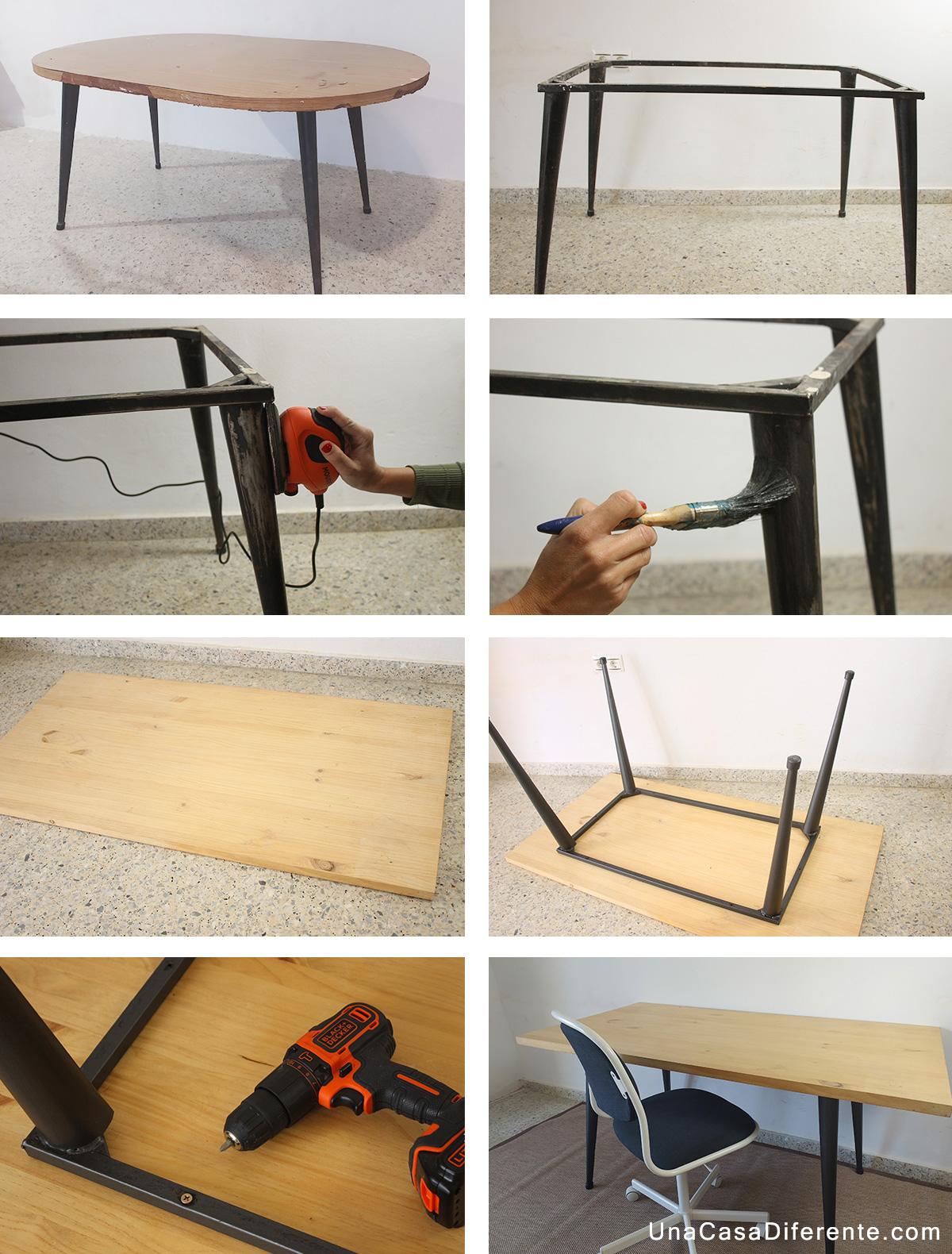 Como-restaurar-mesa-vieja-con-estilo-industrial-PASO-A-PASO