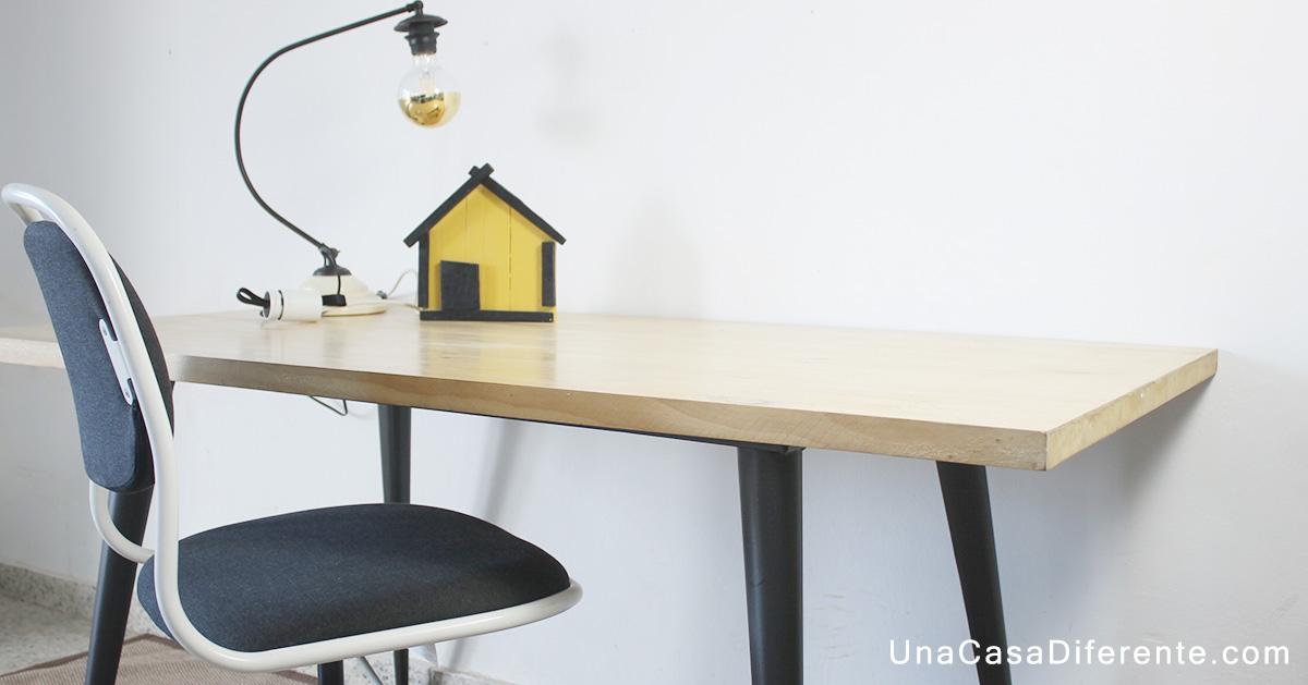 Como-restaurar-mesa-vieja-con-estilo-industrial-RESULTADO-FINAL
